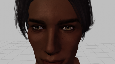 Alternative Default Eye Texture