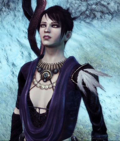 Morrigan Ashes Inspired Robe At Dragon Age Mods And Community