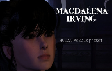 Magdalena Irving - Human Female Preset - .mop and .mrh