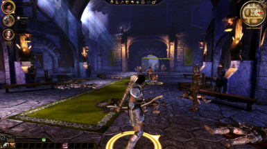 V 1.05 Without Ser Gilmore, The Main Gate 's fallen.