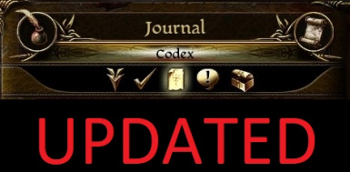 Updated Codex for Updated Canon