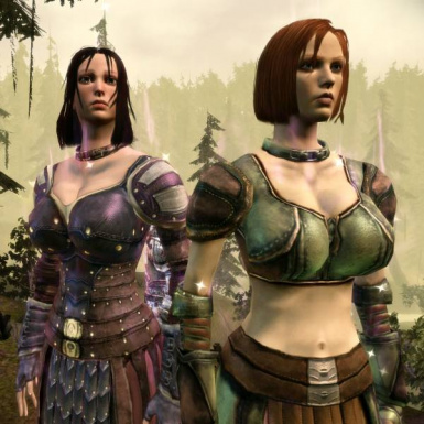 Curvaceous Attire - Clothing - Armor
