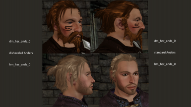 Anders' Hair for DAO