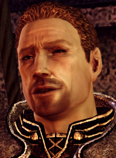 Cullen - Crush On Male Mages