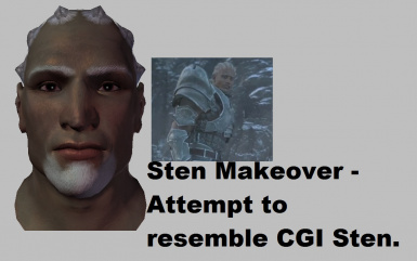CGI Sten Attempt