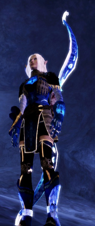 Daughters Of Mythal armor set