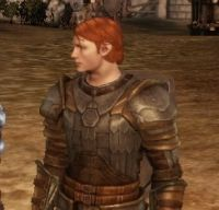 Ser Gilmore companion NPC - Fully Voiced