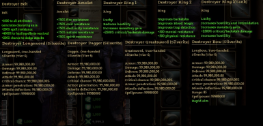 Standalone Overpowered Weapons And Abilitys