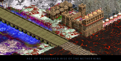 Nether King Mission Screen 1