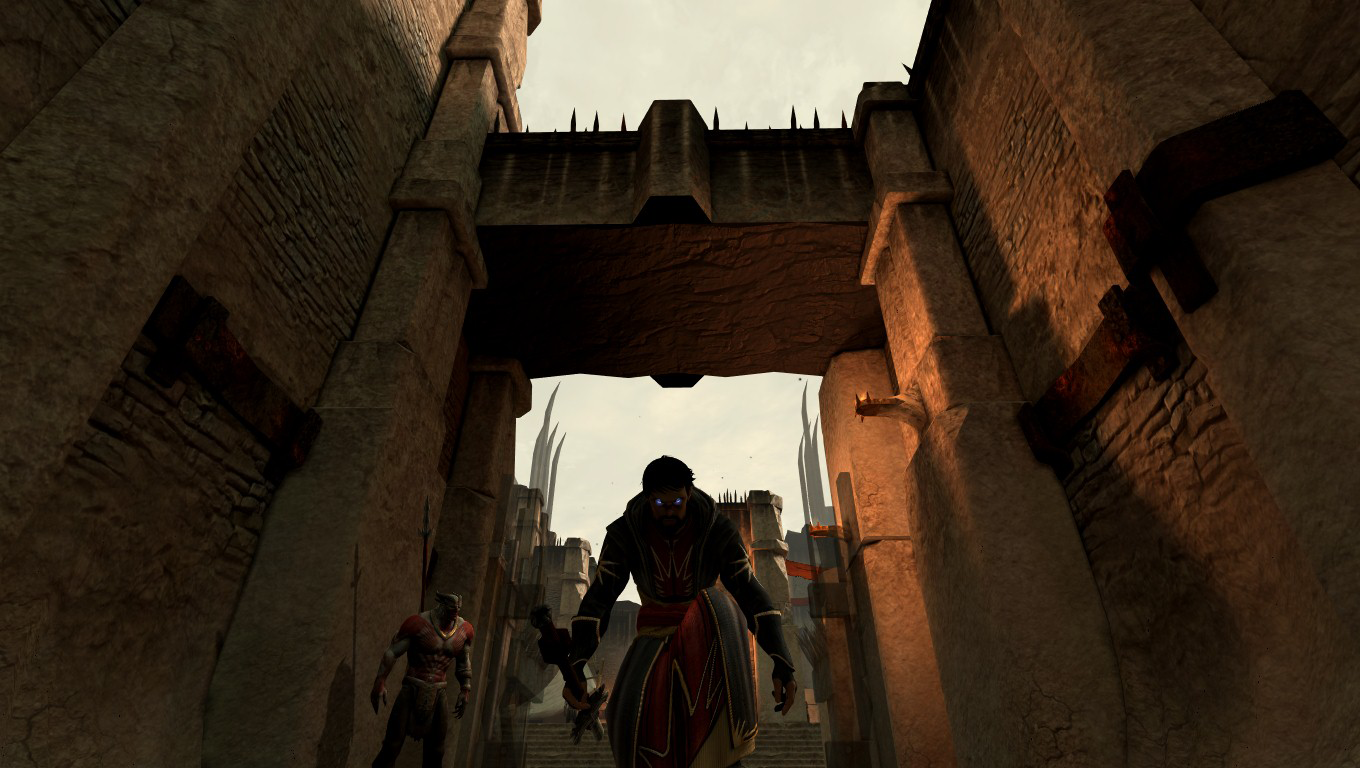 Glowing Eyes for Hawke at Dragon Age 2 Nexus - mods and