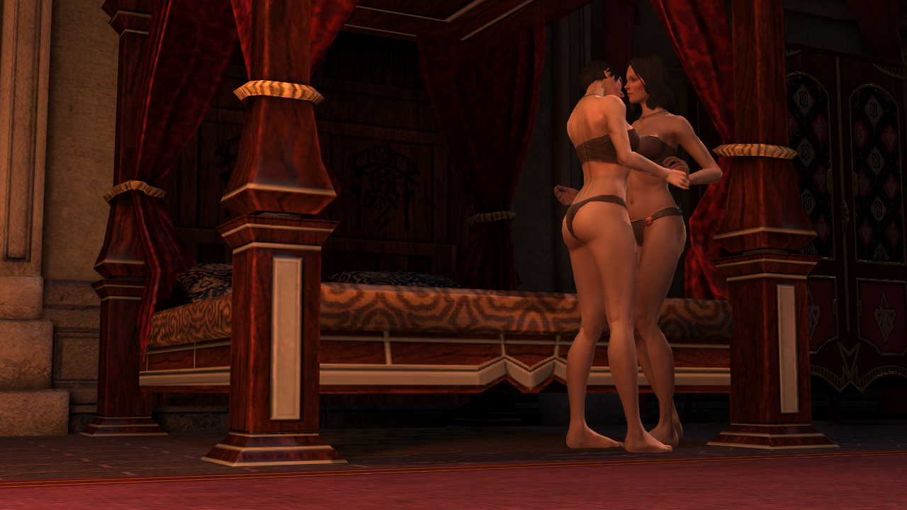 Dragon age 2 sexy meril naked nackt gallery