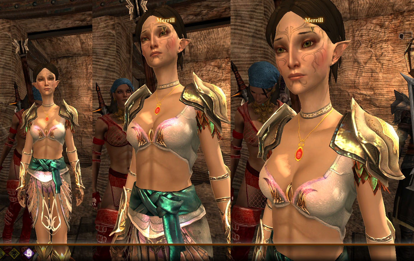 Dragonage2 nude mod porncraft photo