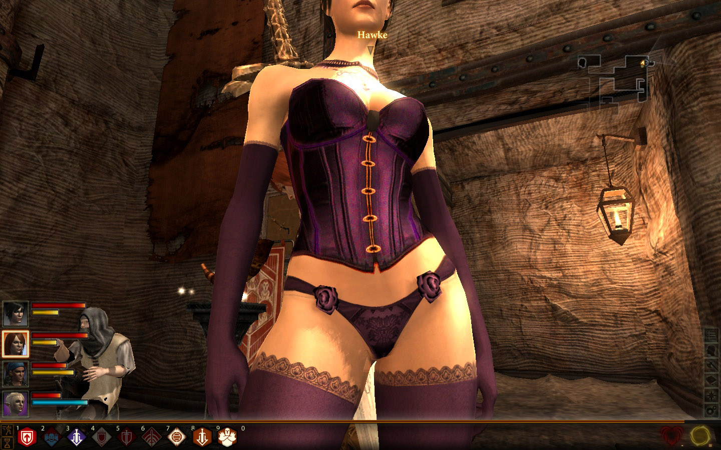 Dragon age origins nud mod exposed images