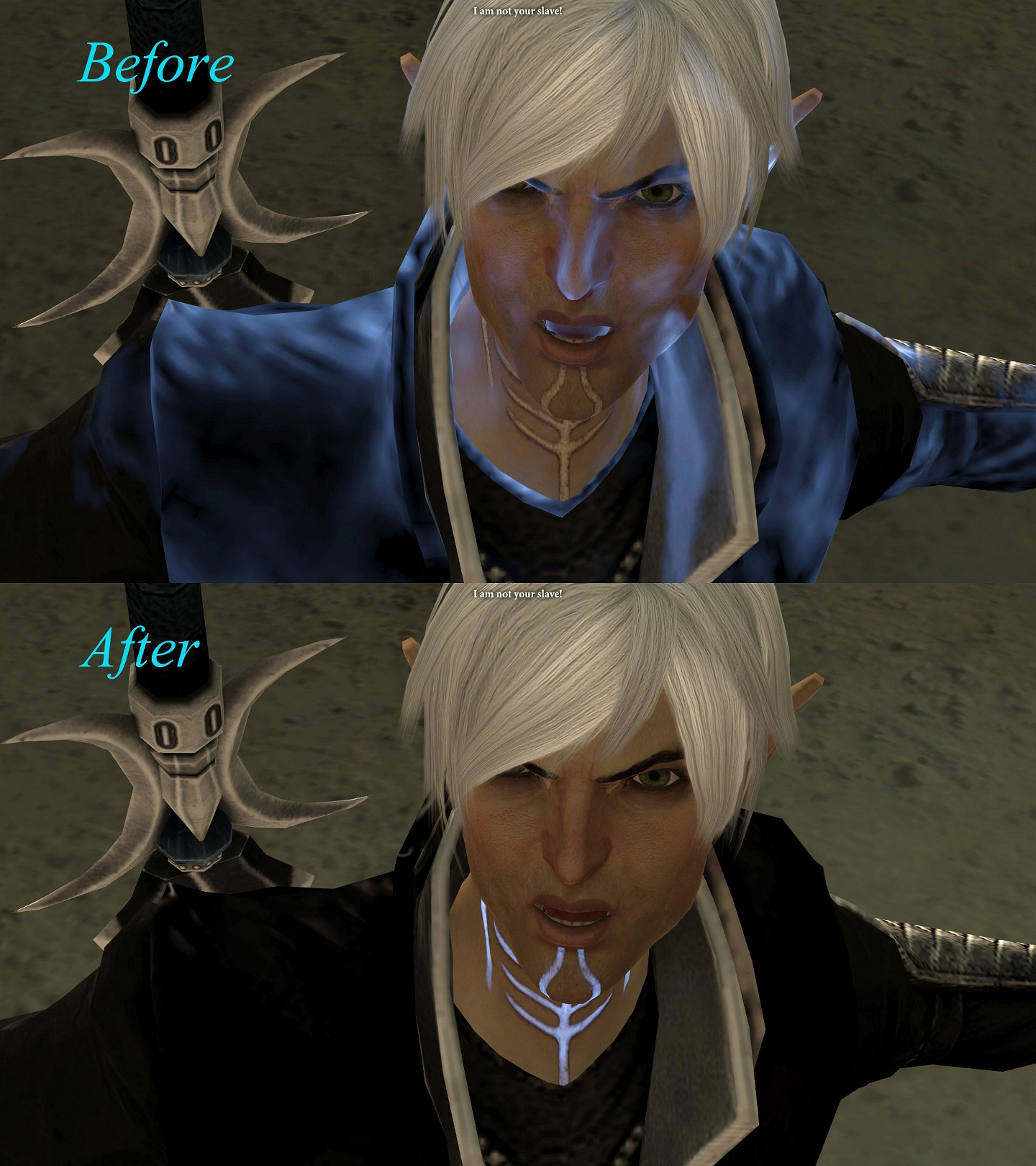Improved Fenris Glow a...