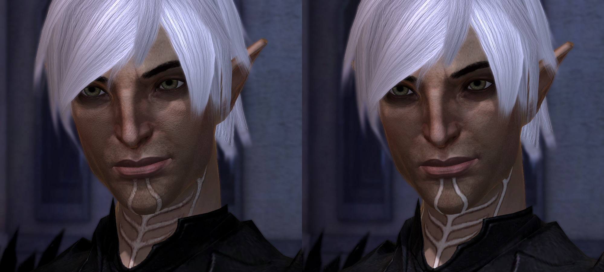 Fenris Face Fix at Dra...