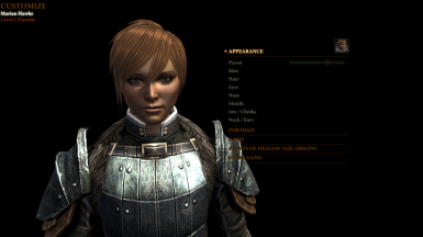 Female Hawke