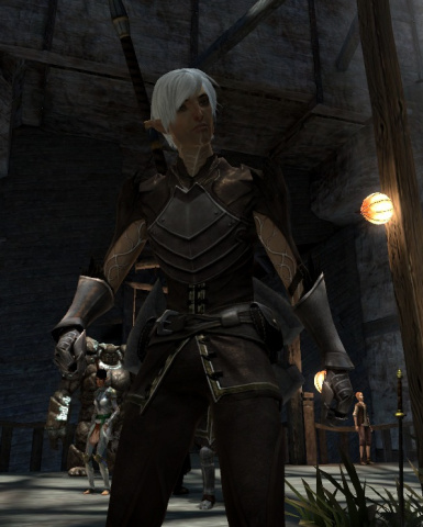 Fenris - New Armor