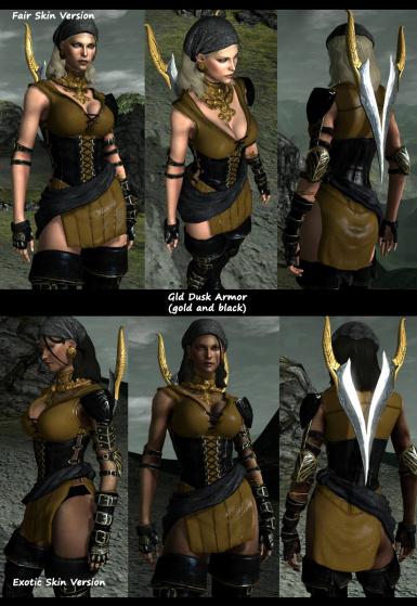 Isabela Improved Armor
