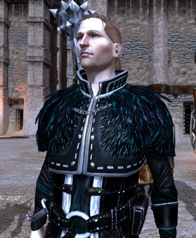 Anders Dragon Age 2 Outfit