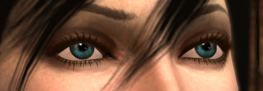 LOTC s Female Eyelashes for DA2