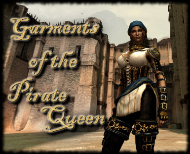 Garments of the Pirate Queen