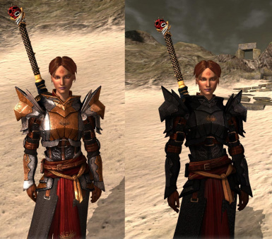 Merediths equipment for female Hawke