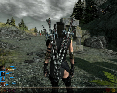 Weapons of Darksouls