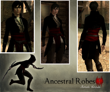 Ancestral Robes - Female