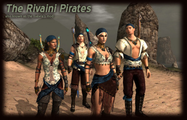 The Rivaini Pirates