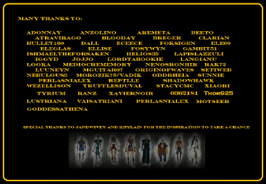 updated Thank you