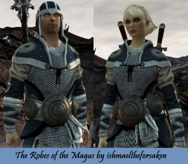 Robes of the Magus