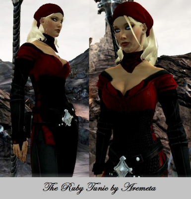 The Ruby Tunic