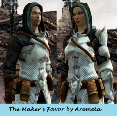 The Makers Favor