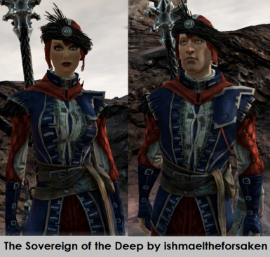 The Sovereign of the Deep