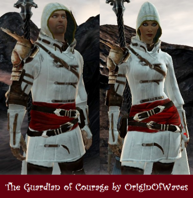 The Guardian of Courage