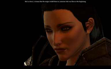 Dawn of the Seeker Cassandra at Dragon Age 2 Nexus - mods ...
