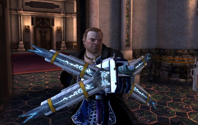 Varric and his Undying Love