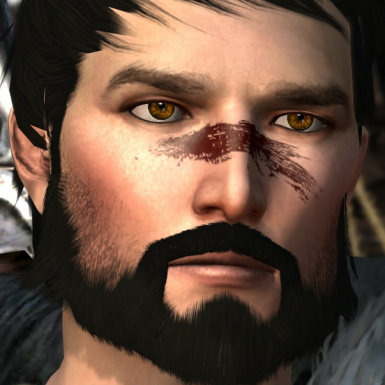 Iconic Male Hawke No Wrinkles