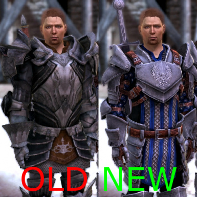 NPC Gear Immersion Tweaks