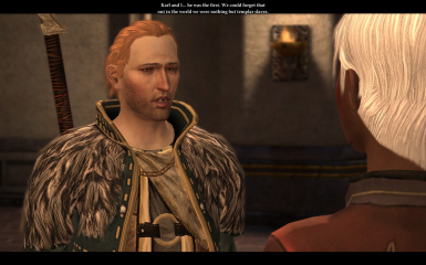 Anders Romance Dialogue Overhaul