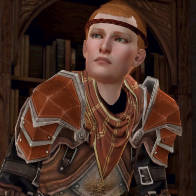 Aveline Trespasser Hair