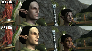 Elves with Human Skin REDUX