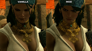 HD Isabela (Pants Variant Included)
