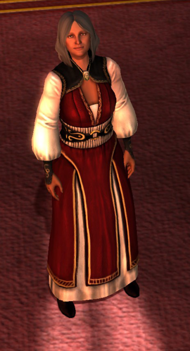 Amell Noble Dress - Standalone