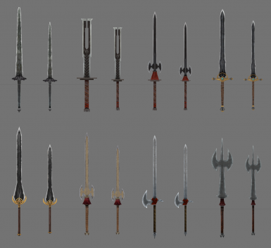 Reasonable greatswords