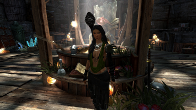 Robes of the Wilds Assorted Colors