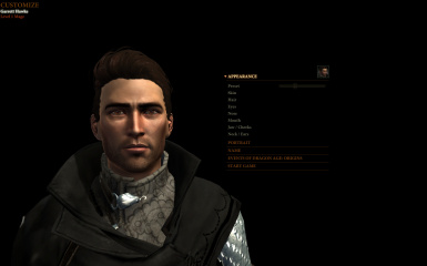 Zimpra's Male Presets for CC