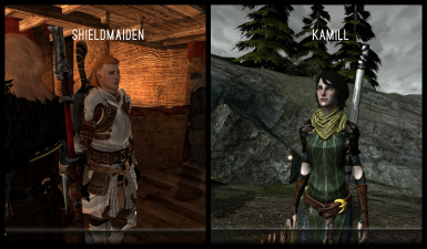 Aveline and Merrill - optional request files
