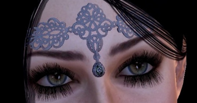 Elvish Jewelry Retexture for Accessorize Your Life