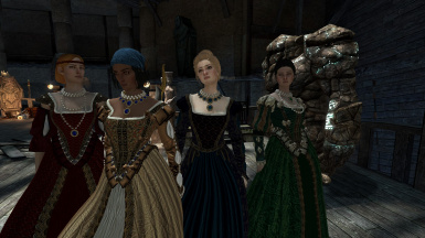 The Witcher Wardrobe - Fancy Dresses for a Fashionable FemHawke